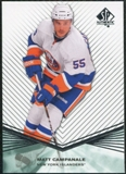 2011/12 Upper Deck SP Authentic Rookie Extended #R60 Matt Campanale