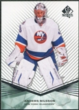 2011/12 Upper Deck SP Authentic Rookie Extended #R61 Anders Nilsson