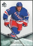 2011/12 Upper Deck SP Authentic Rookie Extended #R63 Carl Hagelin