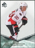 2011/12 Upper Deck SP Authentic Rookie Extended #R65 Andre Petersson