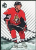 2011/12 Upper Deck SP Authentic Rookie Extended #R69 Andre Benoit