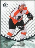 2011/12 Upper Deck SP Authentic Rookie Extended #R73 Ben Holmstrom