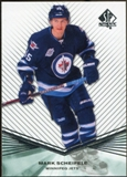 2011/12 Upper Deck SP Authentic Rookie Extended #R100 Mark Scheifele