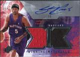 2004/05 Upper Deck SPx Winning Materials Autographs #JR Jalen Rose /100