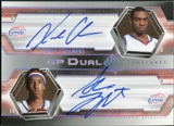 2004/05 Upper Deck SP Authentic Signatures Dual #CL Lionel Chalmers Shaun Livingston /25