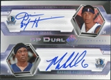 2004/05 Upper Deck SP Authentic Signatures Dual #HD Devin Harris Marquis Daniels /25