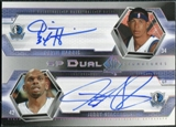 2004/05 Upper Deck SP Authentic Signatures Dual #HJ Devin Harris/Jerry Stackhouse /25