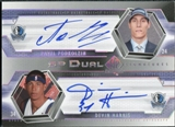 2004/05 Upper Deck SP Authentic Signatures Dual #PH Pavel Podkolzin/Devin Harris /25