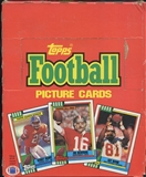 1990 Topps Football Rack Box