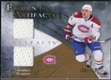 2010/11 Upper Deck Artifacts Frozen Artifacts #FAAM Andrei Markov /150