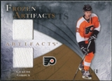 2010/11 Upper Deck Artifacts Frozen Artifacts #FACG Claude Giroux /150