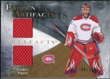 2010/11 Upper Deck Artifacts Frozen Artifacts #FACP Carey Price /150