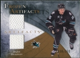 2010/11 Upper Deck Artifacts Frozen Artifacts #FADH Dany Heatley /150