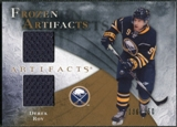 2010/11 Upper Deck Artifacts Frozen Artifacts #FADR Derek Roy /150
