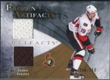 2010/11 Upper Deck Artifacts Frozen Artifacts #FAJS Jason Spezza /150