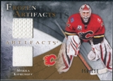 2010/11 Upper Deck Artifacts Frozen Artifacts #FAMK Miikka Kiprusoff /150