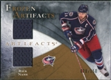 2010/11 Upper Deck Artifacts Frozen Artifacts #FARN Rick Nash /150
