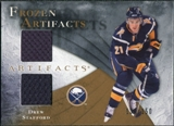 2010/11 Upper Deck Artifacts Frozen Artifacts #FAST Drew Stafford /150
