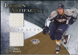 2010/11 Upper Deck Artifacts Frozen Artifacts #FASW Shea Weber /150