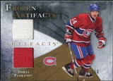 2010/11 Upper Deck Artifacts Frozen Artifacts #FATP Tomas Plekanec /150