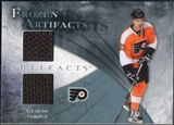 2010/11 Upper Deck Artifacts Frozen Artifacts Blue #FACG Claude Giroux /35
