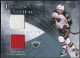 2010/11 Upper Deck Artifacts Frozen Artifacts Blue #FAGL Guillaume Latendresse 7/35