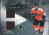 2010/11 Upper Deck Artifacts Frozen Artifacts Blue #FAMR Mike Richards 4/35