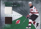2010/11 Upper Deck Artifacts Frozen Artifacts Emerald #FAEL Patrik Elias 1/15