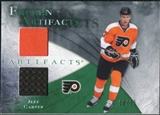 2010/11 Upper Deck Artifacts Frozen Artifacts Emerald #FAJC Jeff Carter 10/15