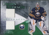 2010/11 Upper Deck Artifacts Frozen Artifacts Emerald #FARM Ryan Miller 5/15