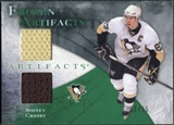 2010/11 Upper Deck Artifacts Frozen Artifacts Emerald #FASC Sidney Crosby 12/15