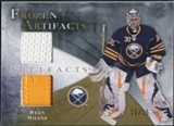 2010/11 Upper Deck Artifacts Frozen Artifacts Jersey Patch Gold #FARM Ryan Miller 15/15