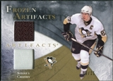 2010/11 Upper Deck Artifacts Frozen Artifacts Jersey Patch Gold #FASC Sidney Crosby /15