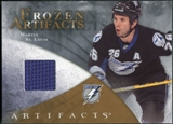 2010/11 Upper Deck Artifacts Frozen Artifacts Retail #FARMS Martin St. Louis