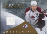 2010/11 Upper Deck Artifacts Frozen Artifacts Retail #FARPS Paul Stastny