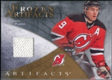 2010/11 Upper Deck Artifacts Frozen Artifacts Retail #FARZP Zach Parise