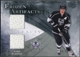 2010/11 Upper Deck Artifacts Frozen Artifacts Silver #FAAK Anze Kopitar 4/50
