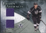 2010/11 Upper Deck Artifacts Frozen Artifacts Silver #FADD Drew Doughty /50