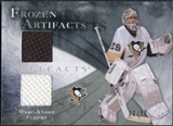 2010/11 Upper Deck Artifacts Frozen Artifacts Silver #FAMF Marc-Andre Fleury /50