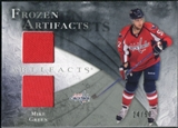 2010/11 Upper Deck Artifacts Frozen Artifacts Silver #FAMG Mike Green /50