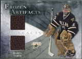 2010/11 Upper Deck Artifacts Frozen Artifacts Silver #FAMT Marty Turco 33/50