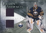 2010/11 Upper Deck Artifacts Frozen Artifacts Silver #FARM Ryan Miller /50