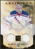 2010/11 Upper Deck Artifacts Jerseys Bronze #2 Henrik Lundqvist /150