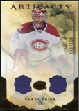 2010/11 Upper Deck Artifacts Jerseys Bronze #7 Carey Price /150