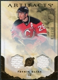 2010/11 Upper Deck Artifacts Jerseys Bronze #20 Patrik Elias /150