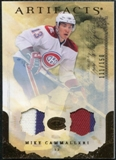 2010/11 Upper Deck Artifacts Jerseys Bronze #24 Mike Cammalleri 111/150