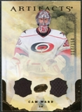 2010/11 Upper Deck Artifacts Jerseys Bronze #27 Cam Ward /150