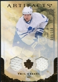 2010/11 Upper Deck Artifacts Jerseys Bronze #36 Phil Kessel 9/150