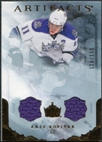 2010/11 Upper Deck Artifacts Jerseys Bronze #44 Anze Kopitar /150