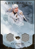 2010/11 Upper Deck Artifacts Jerseys Bronze #65 J.P. Dumont 34/150